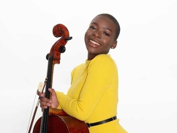Cellist Ifetayo Ali-Landing