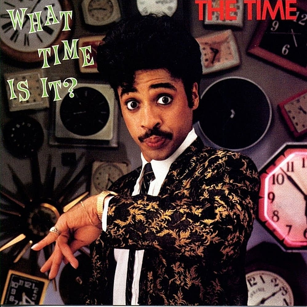 What Time Is It? The Time Morris Day album
