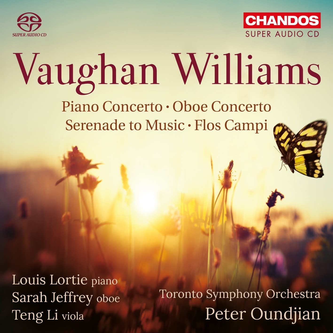 Choral Featured Album: Vaughan Williams' 'Flos Campi' and