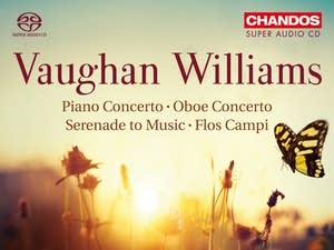 Vaughan Williams' 'Flos Campi' and 'Serenade to Music'