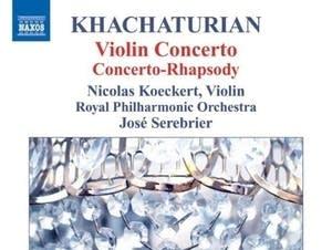 Khachaturian - Violin Concerto: Allegro vivace