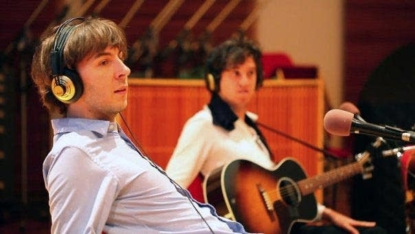 Thomas Mars and Christian Mazzalai