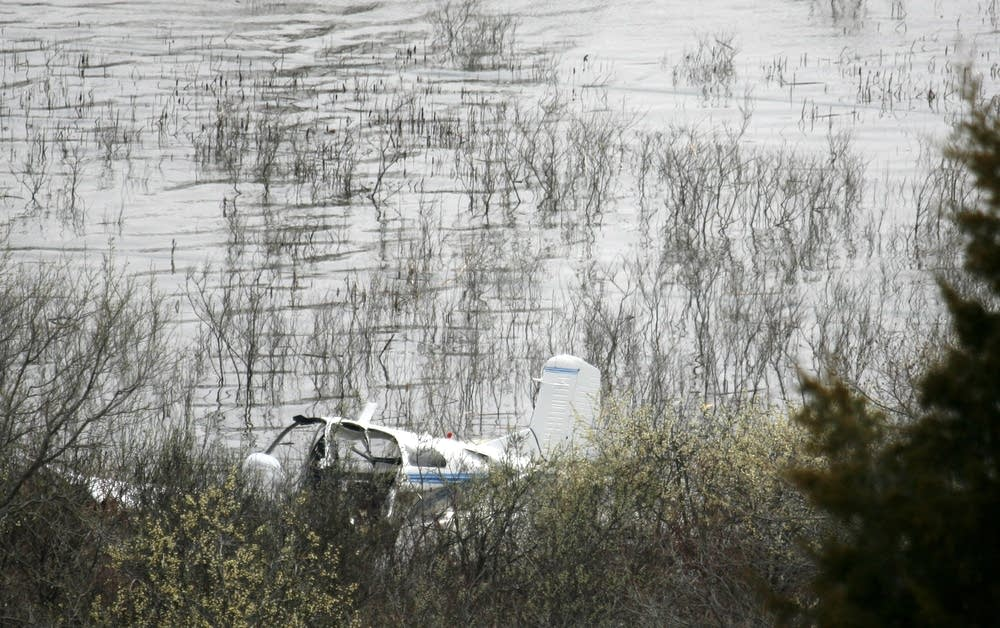 Eden Prairie plane crash