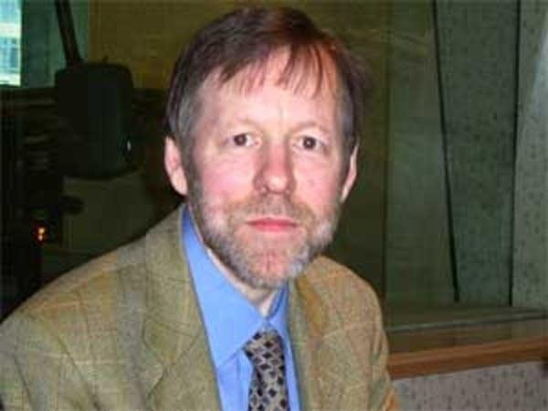 Irish poet Dennis O'Driscoll