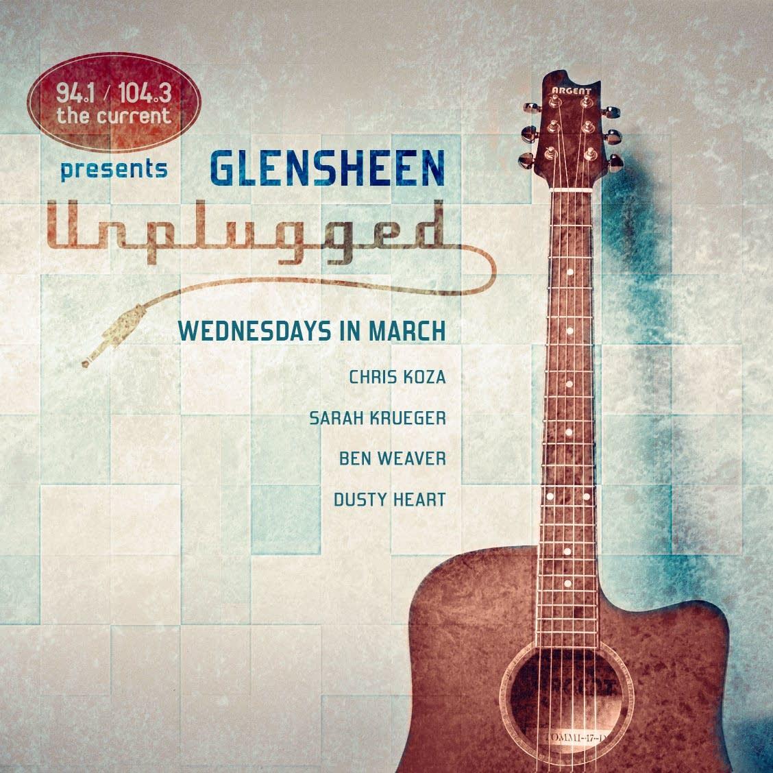 Glensheen Unplugged 2018