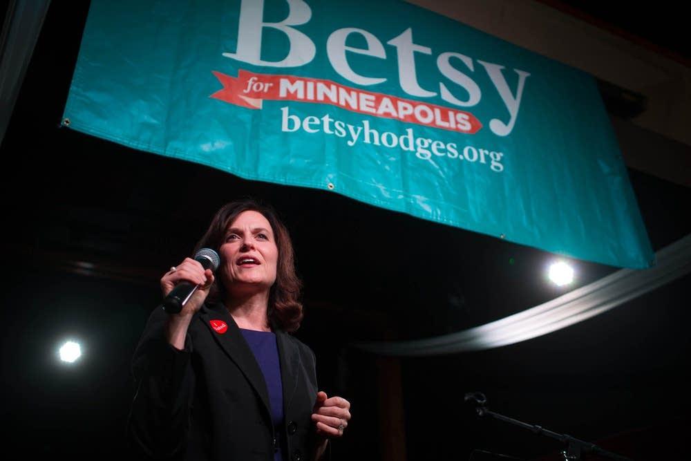 Betsy Hodges