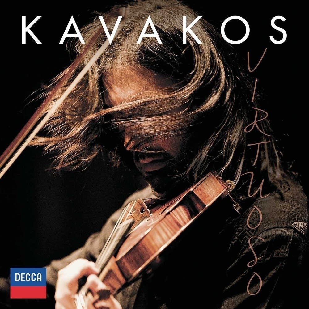 Leonidas Kavakos, 'Virtuoso'