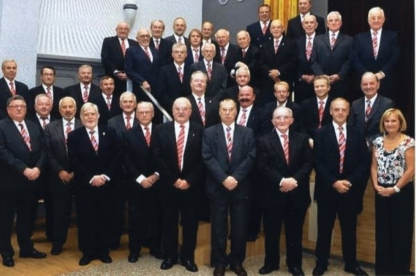 men's chorale of luxembourg