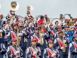 Howard University's 'Showtime' Marching Band