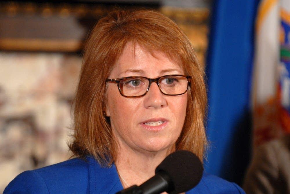 House Majority Leader Erin Murphy