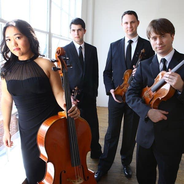 The Calidore Quartet