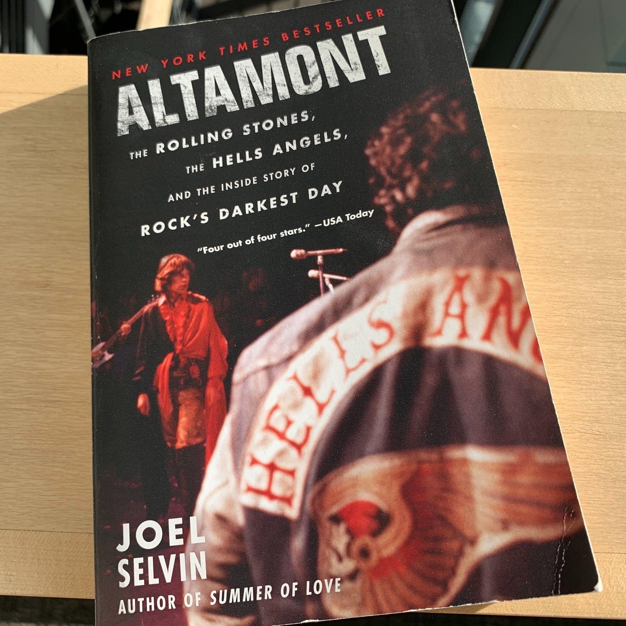 Joel Selvin's 'Altamont.'