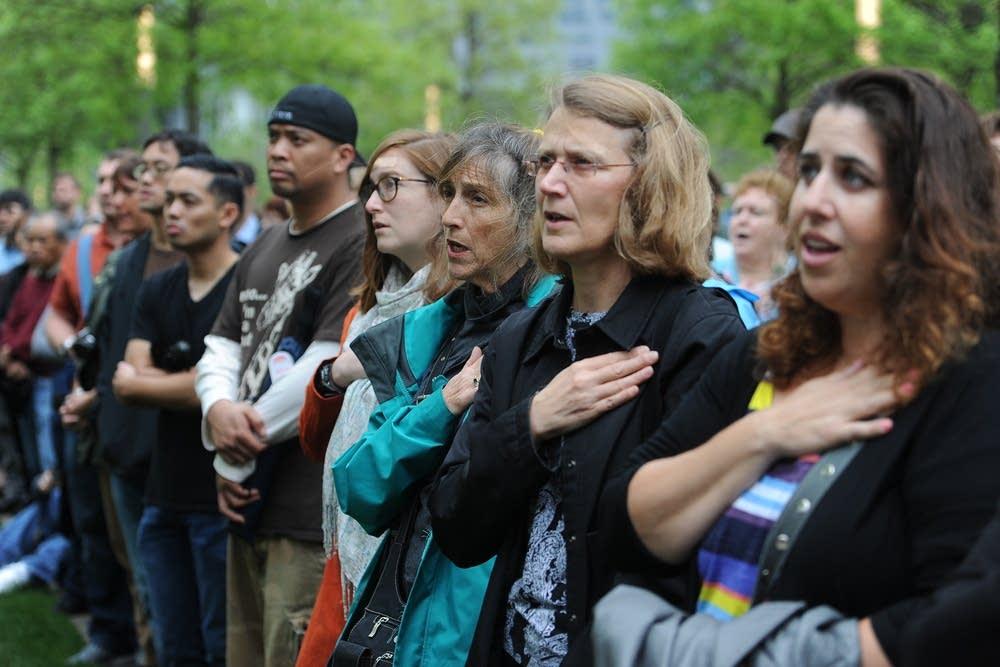 9/11 Memorial Museum Opening Ceremony
