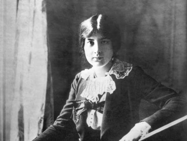 Composer Lili Boulanger