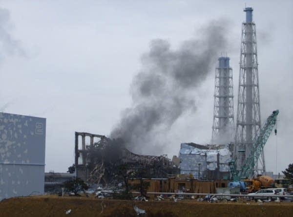 Fukushima Dai-ichi nuclear power