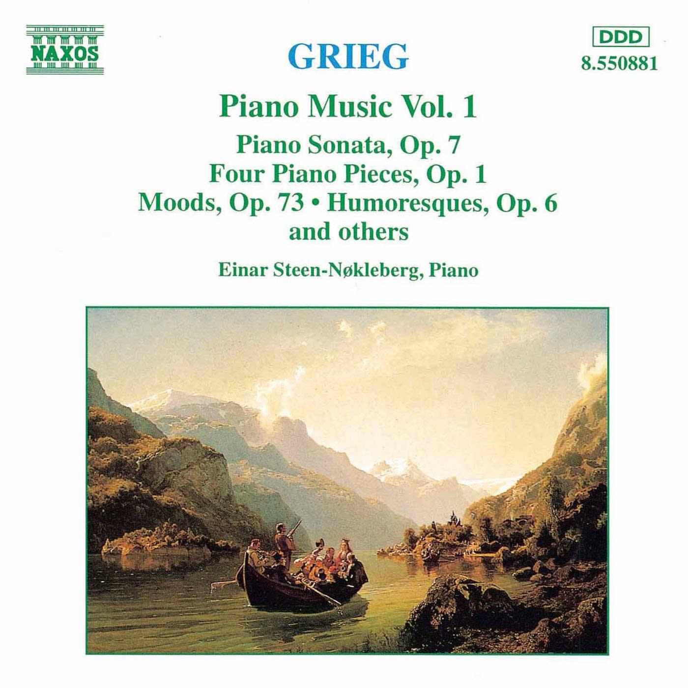 Edvard Grieg - Students' Serenade