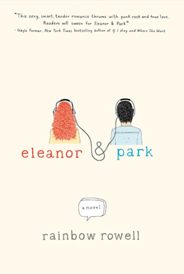 'Eleanor & Park' by Rainbow Rowell
