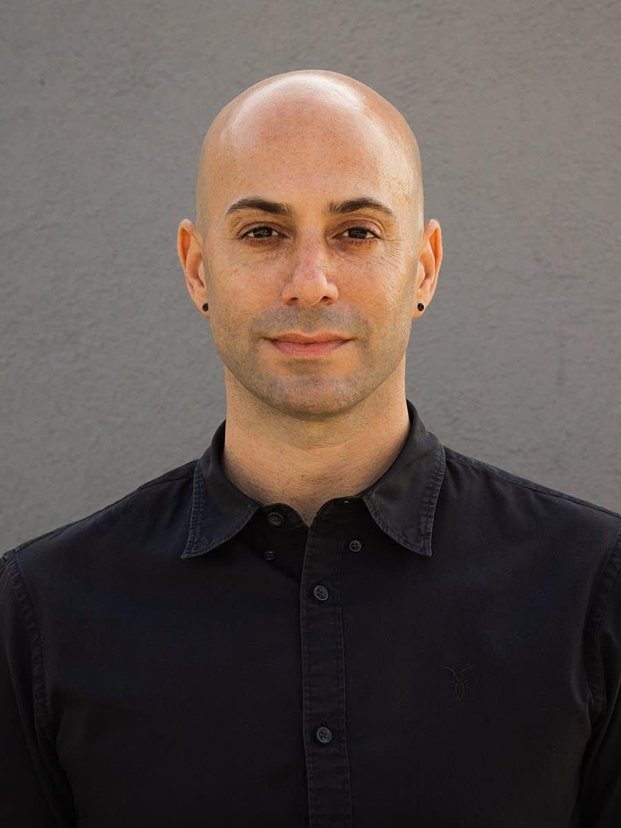 Avi Belkin, director of 'Mike Wallace Is Here'