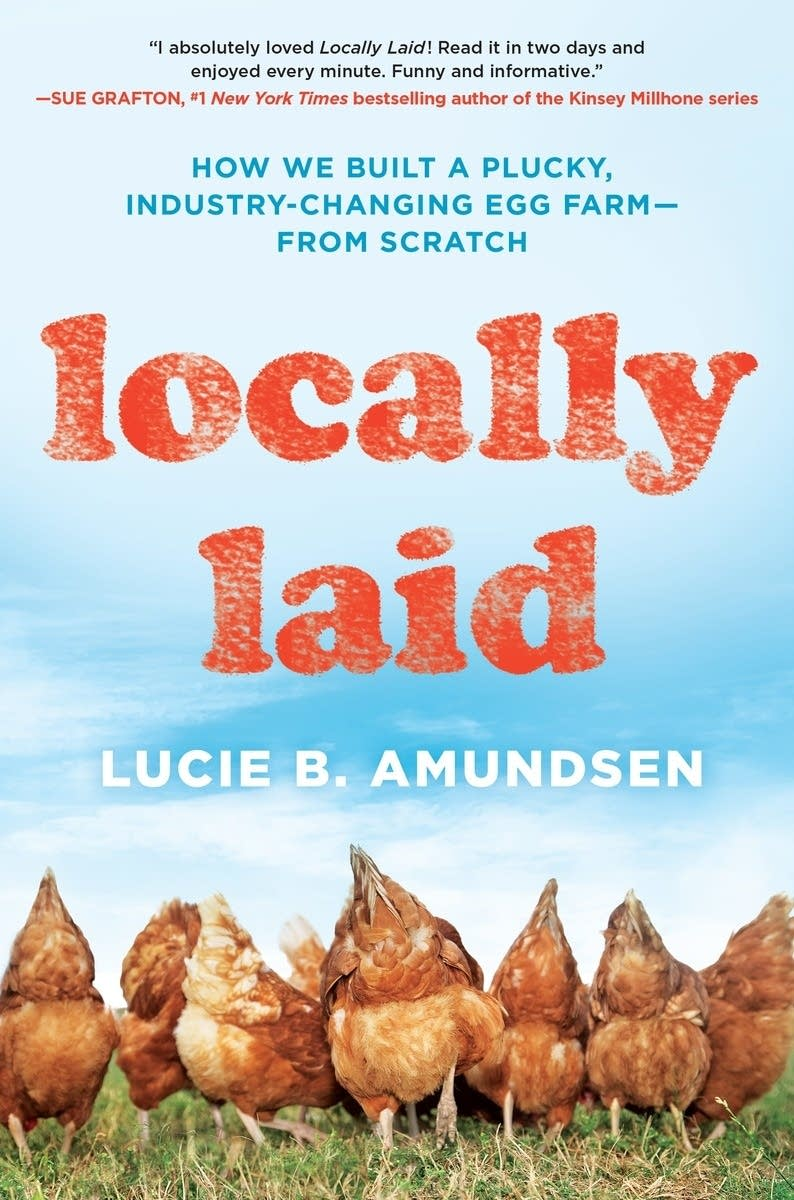 'Locally Laid' by Lucie Amundsen