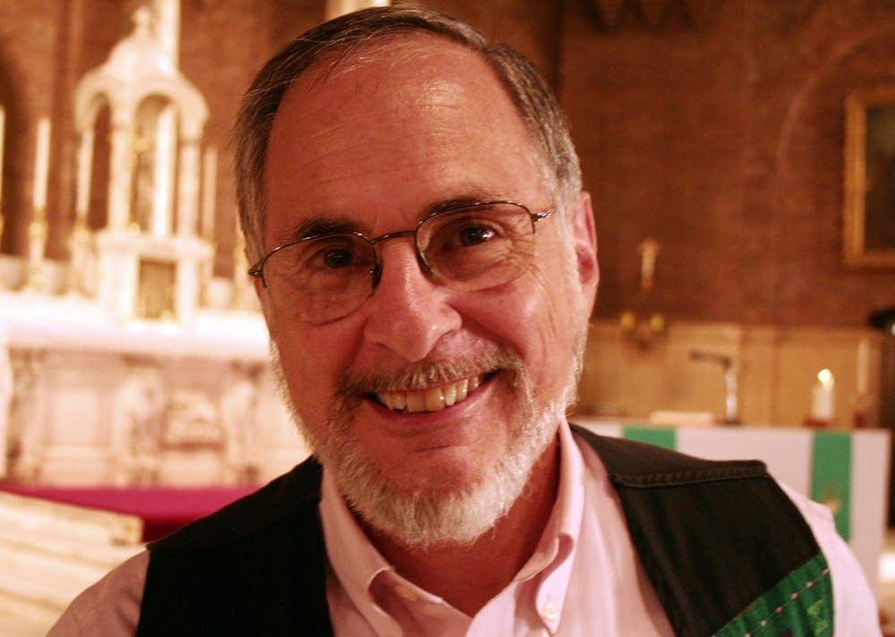 Deacon Carl Valdez