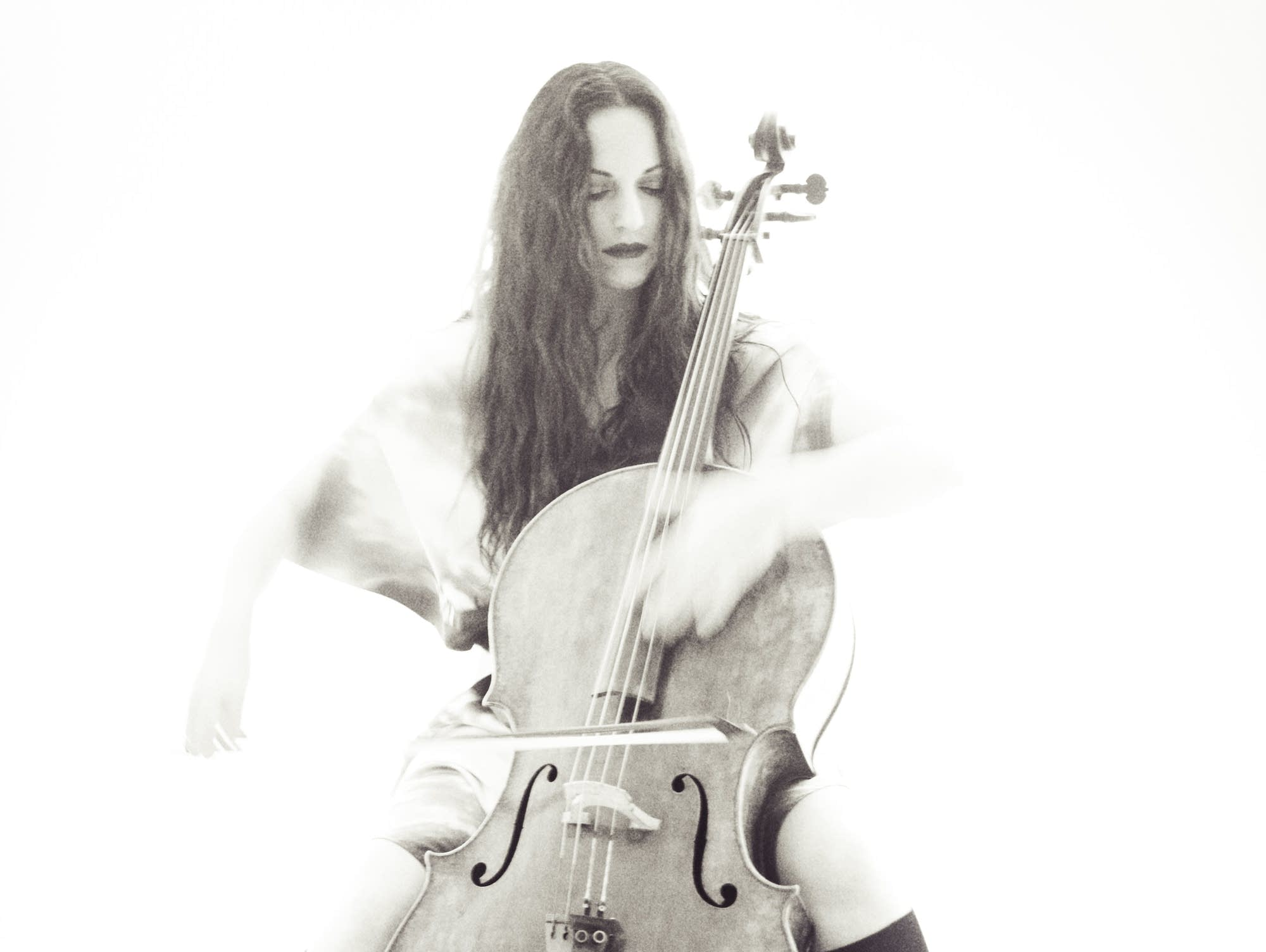 Cellist Maya Beiser