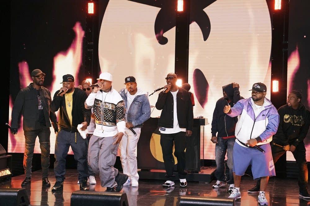 Wu-Tang Clan perform on 'The Tonight Show Starring Jimmy Fallon'
