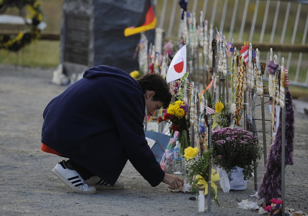 Sept. 11 memorial in Pennsylvania