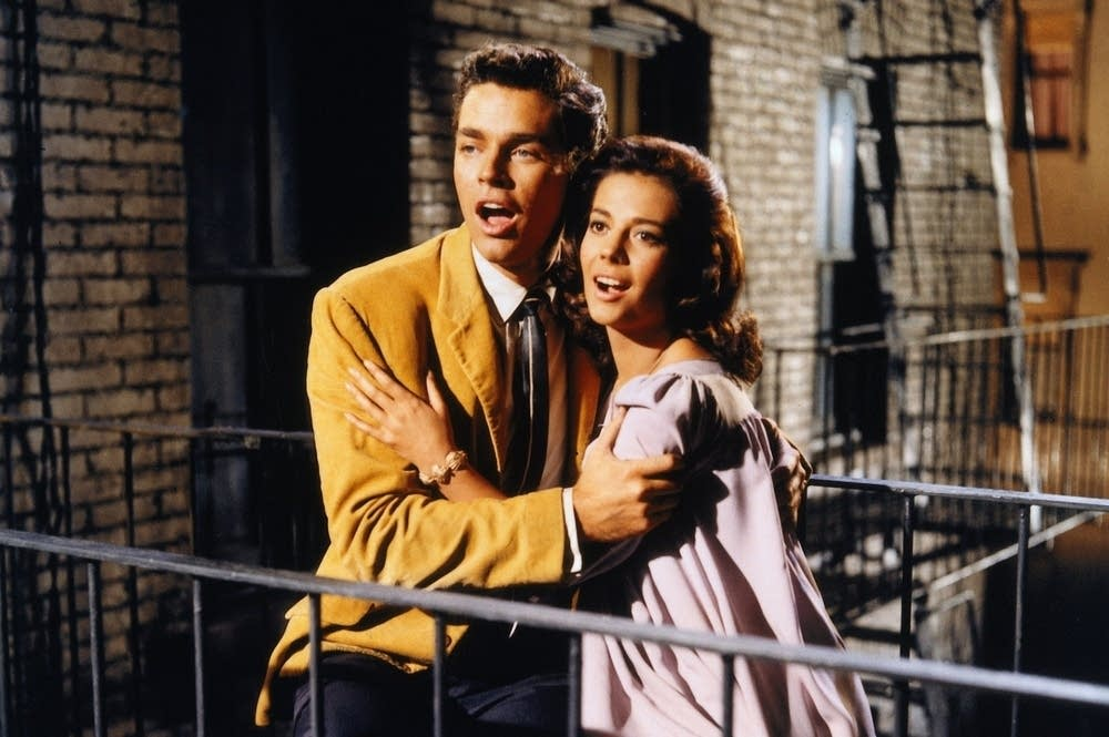 richard beymer natalie wood west side story