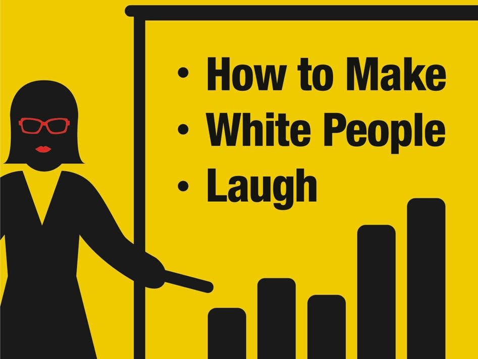 'How to Make White People Laugh' by Negin Farsad