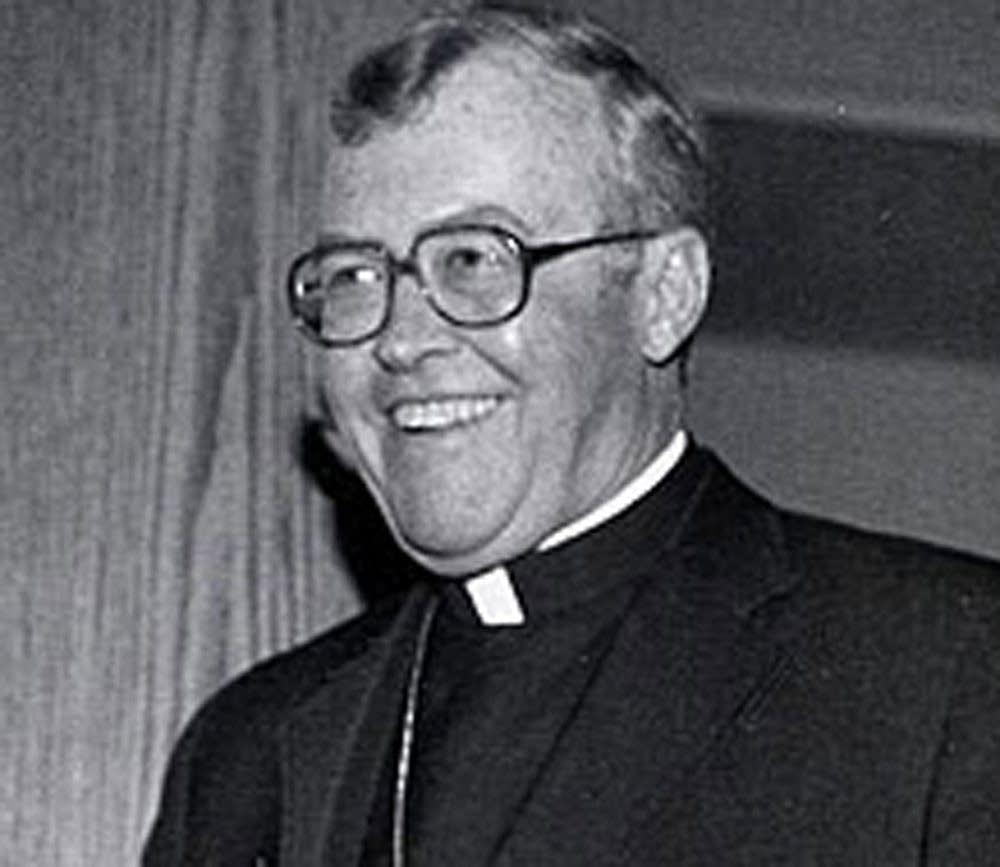 Former Archbishop John Roach