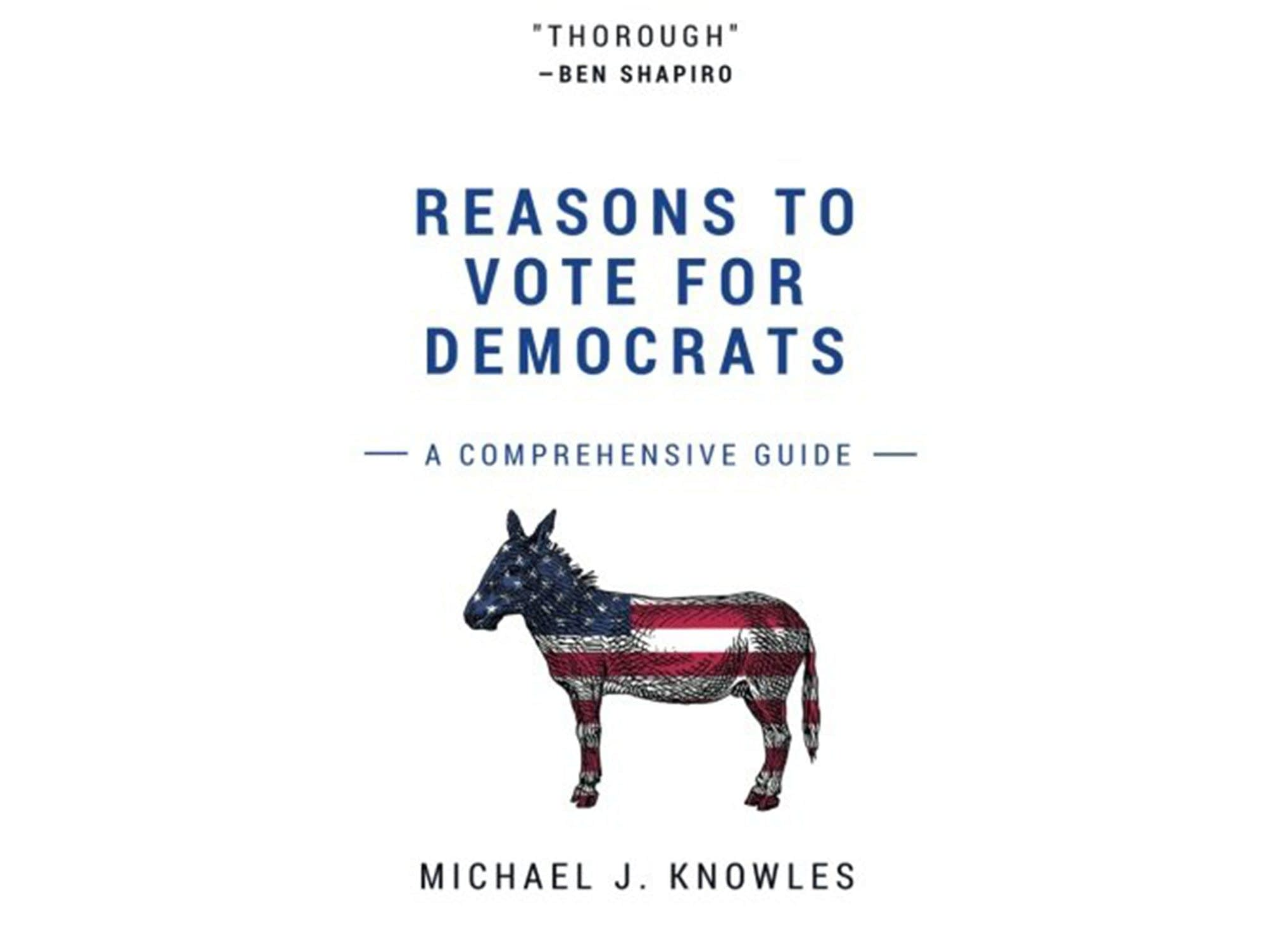 'Reasons to Vote for Democrats'