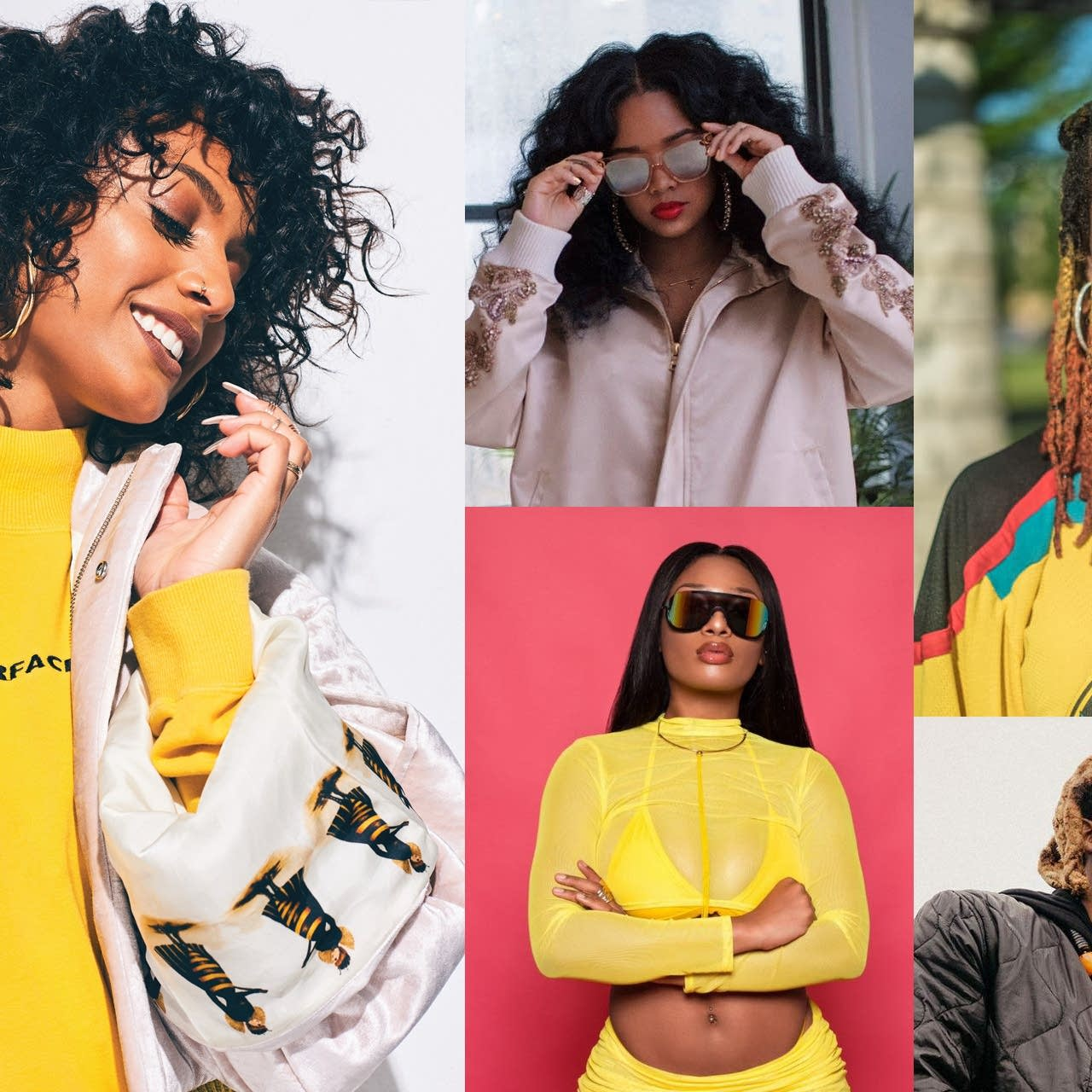 Five Hip Hop and R&B artists under 25