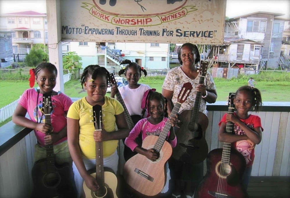 guyana music 2