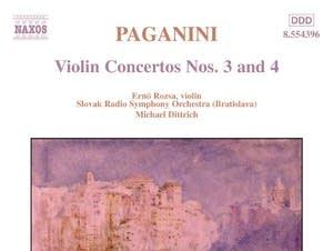 Nicolo Paganini - Violin Concerto No. 3: III. Polacca