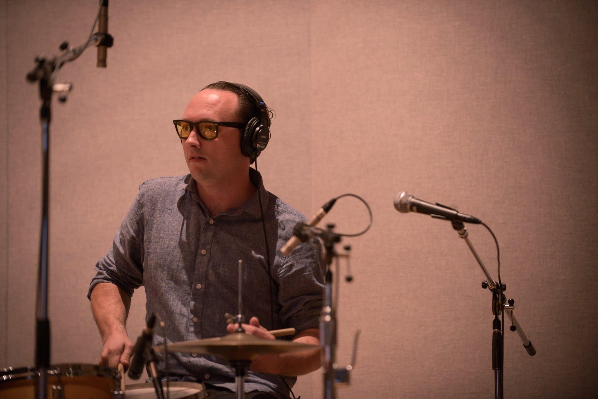 Drummer Jason Smay