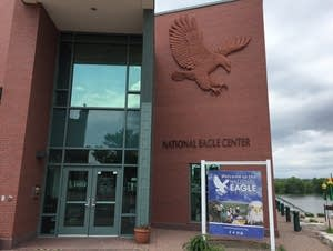 The National Eagle Center in Wabasha, Minn.