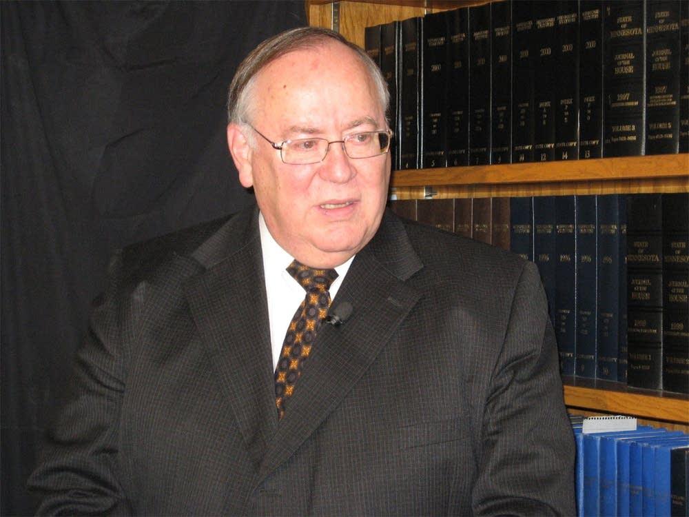 Republican Sen. David Senjem