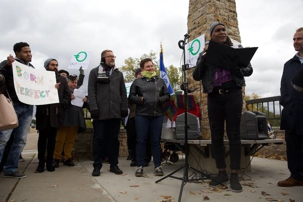 Twin Cities' officials talk about ordinances to ban conversion therapy.