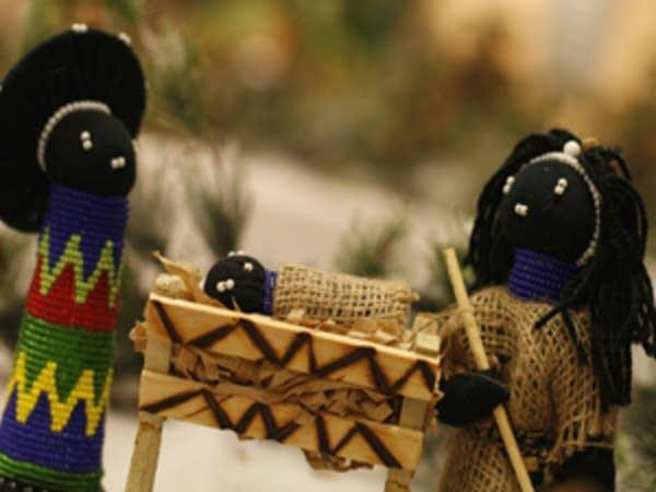 Zulu dolls