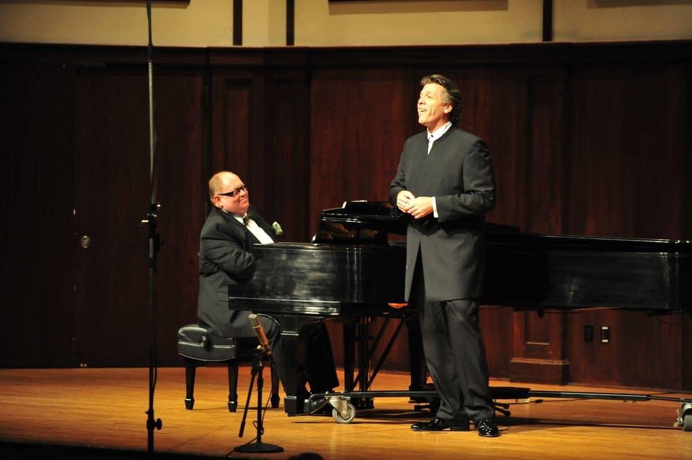 Thomas Hampson and Craig Rutenberg