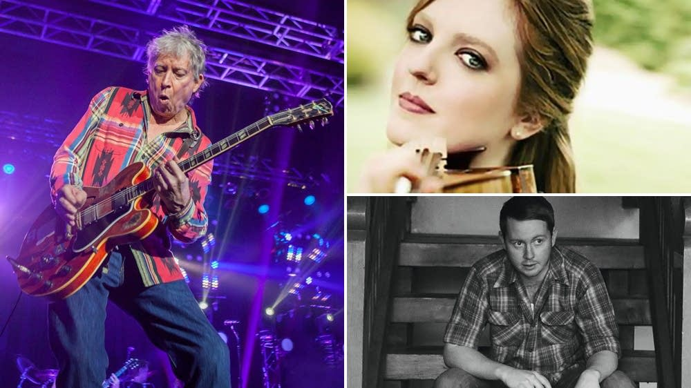 Elvin Bishop, Rachel Barton Pine, John Fullbright