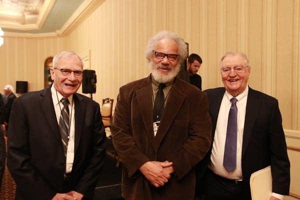 Gary Eichten, Bill Green and Walter Mondale