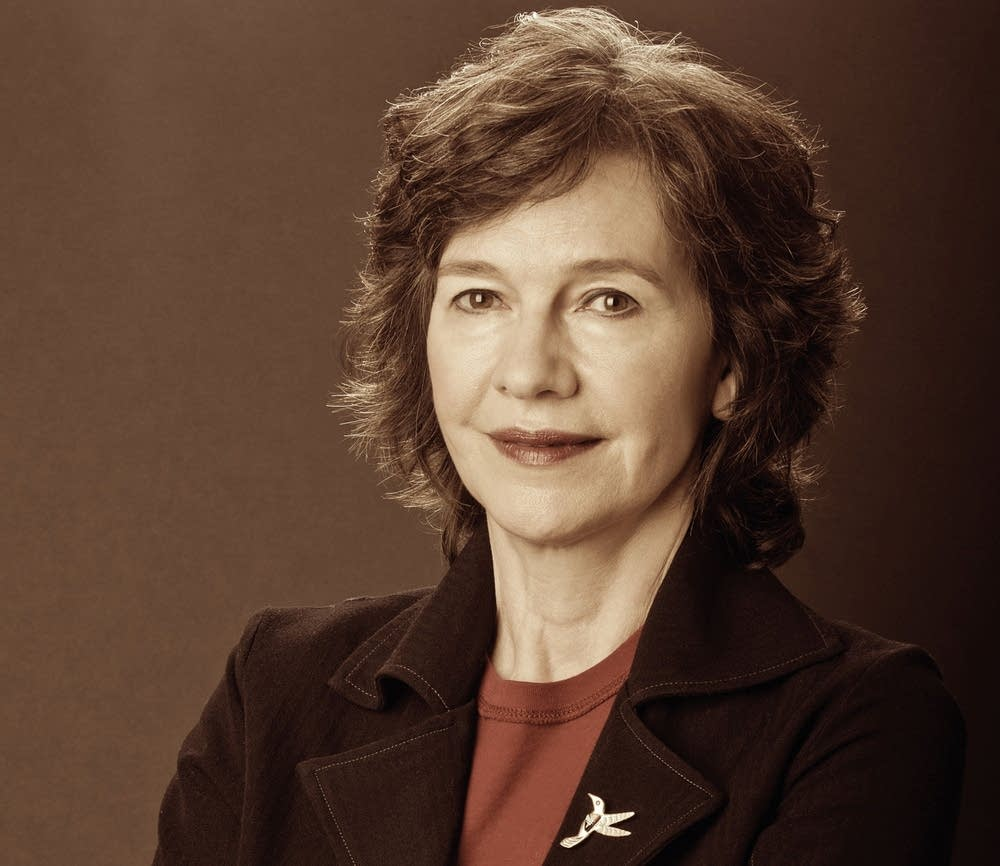 Author Louise Erdrich