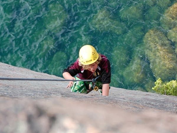 So You Think Rock Climbing Looks Cool Here S How To Start Mpr News