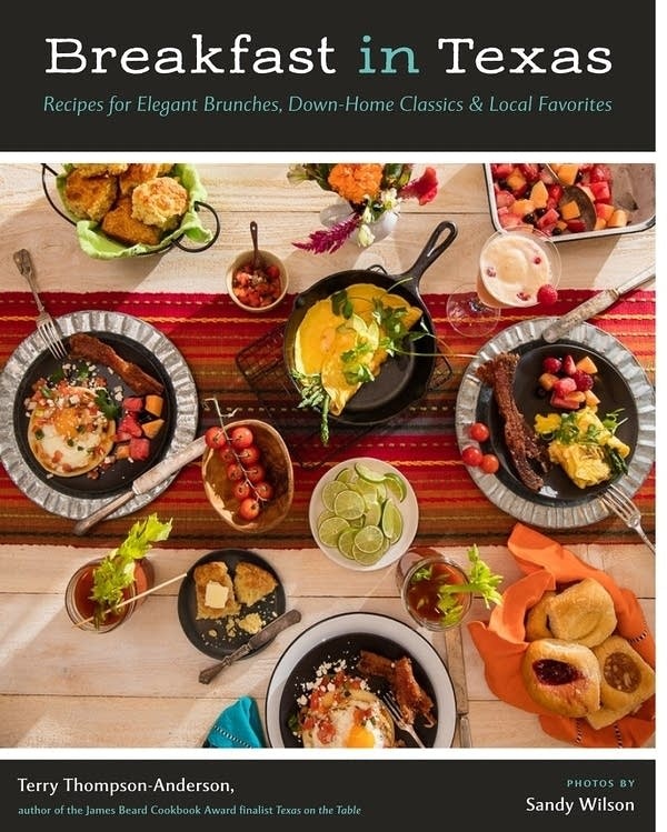 Breakfast in Texas Book Cover