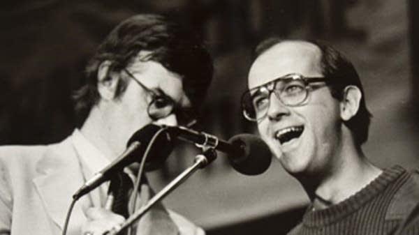 GK and Tom Keith