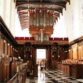 1876 Metzler at Trinity College, Cambridge, England