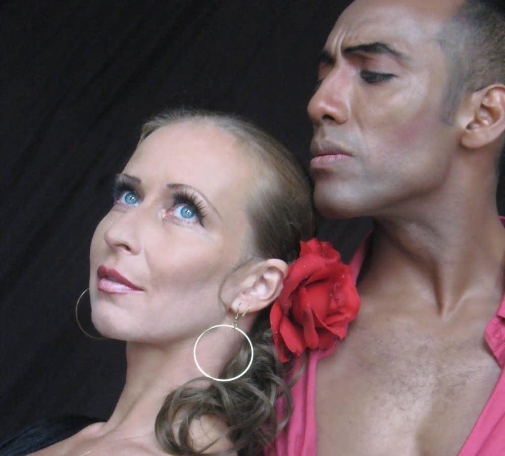 Tatianta Berenova and Ramon Thielen