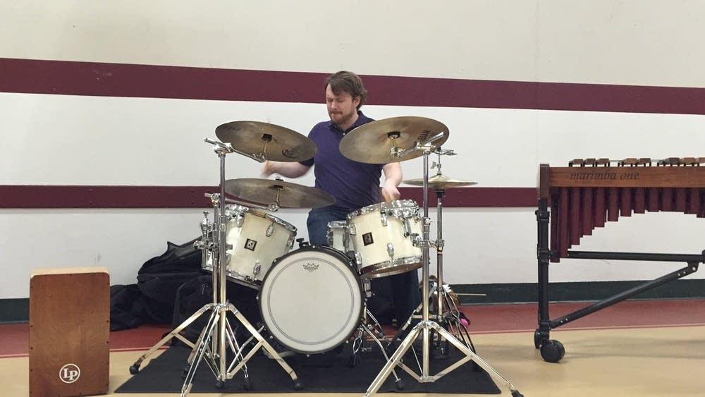 mat drums