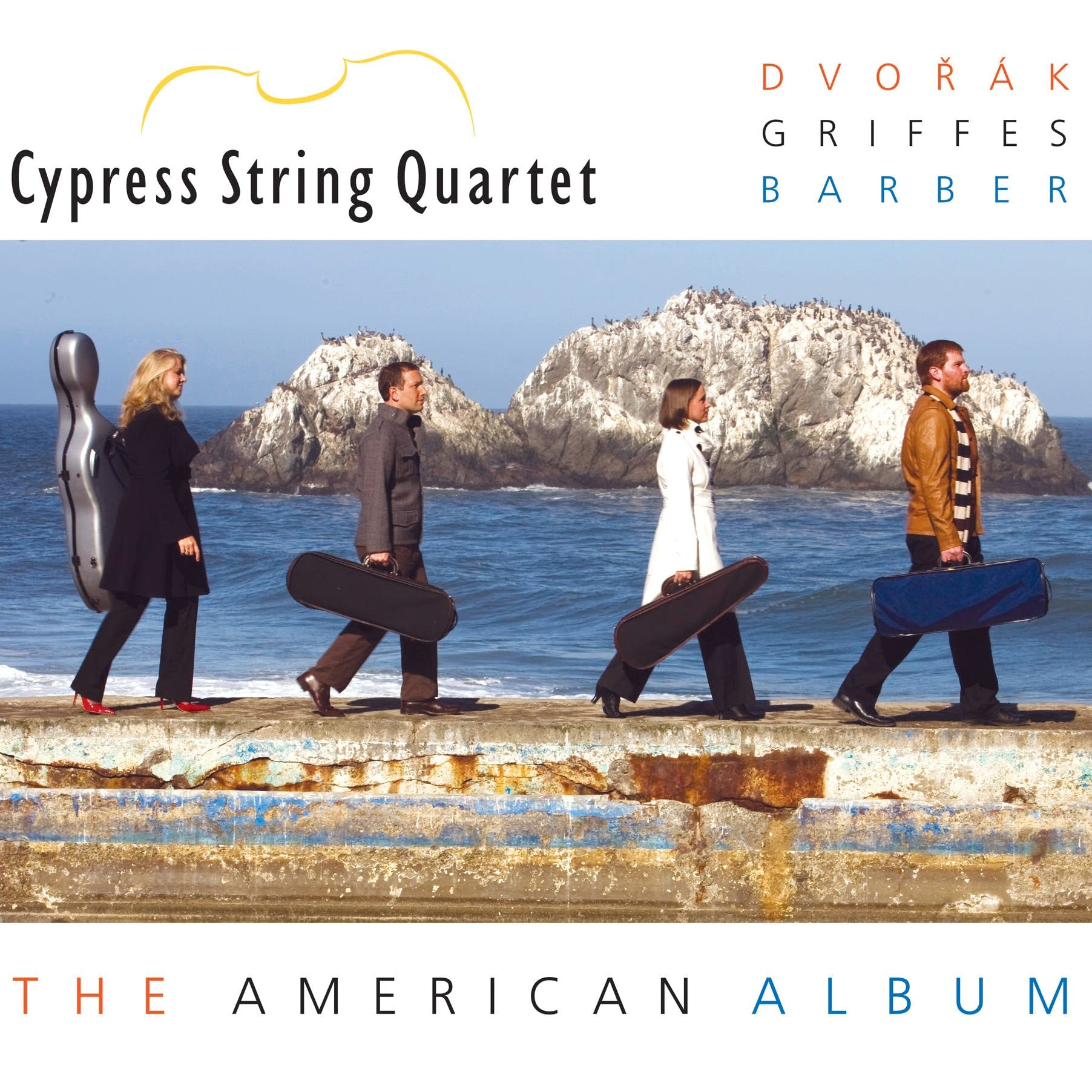 Cypress String Quartet, The American Album